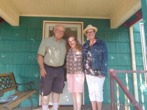 Jim, Vicki & Deb