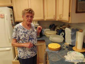 Ann - Cheesecake
