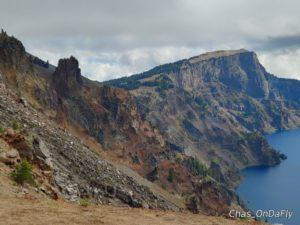Crater Lake Cliffs