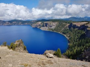 Crater Lake Blue 1