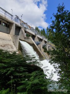 Rogue River Dam
