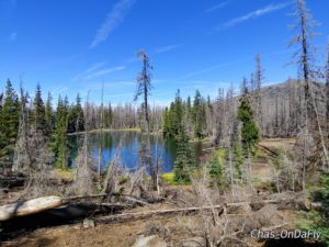 Lava Camp Lake
