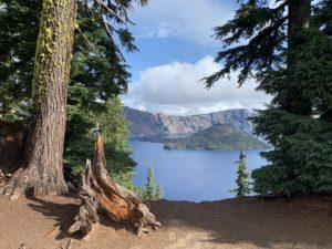 Crater Lake - Deb